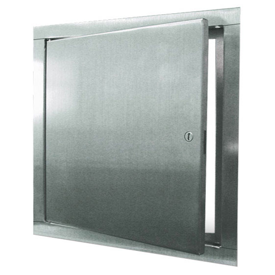 Stainless Access Doors : As stainless steel air seal access door