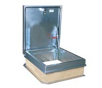 B-RHA Series Aluminum Roof Hatch