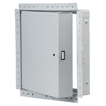 B-IW Series - Insulated, Fire Rated Access Doors for ceilings and walls, w. drywall bead flange