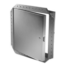 FB-5060-DW Stainless - Non-Insulated, Fire Rated Access Doors for walls only, w. drywall bead flange