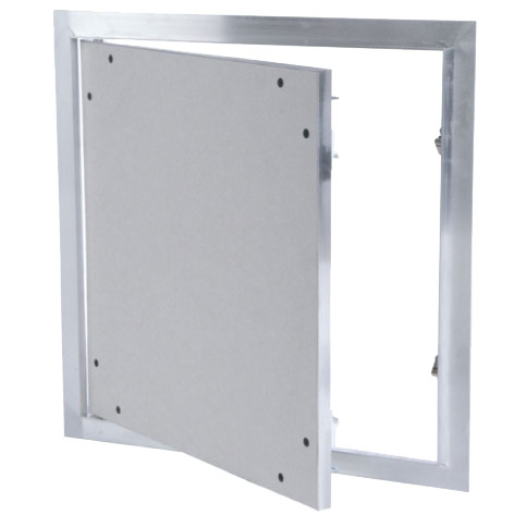 Access Door - System F1 18x18 Access Panel, recessed, hinged, for 1/2 and 5/8 inch drywall