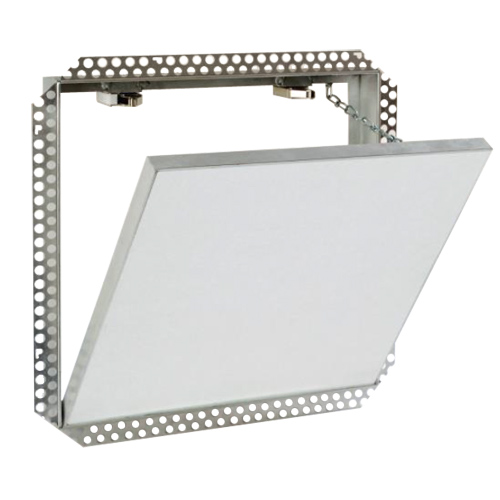 Access Door - System F2-DF Custom Size Access Panel, recessed, removable, for 1/2 and 5/8 inch drywall