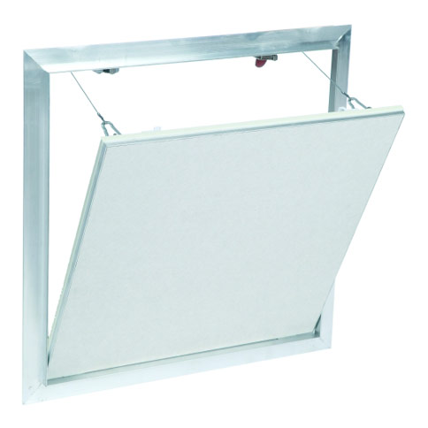 Access Door - System F2 12x12 Access Panel, recessed, removable, for 1/2 and 5/8 inch drywall