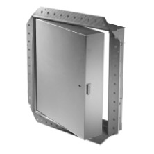 FW-5050-DW Stainless - Insulated, Fire Rated Access Doors for ceilings and walls, w. drywall bead flange