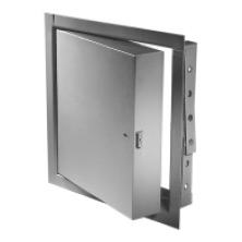 FW-5050 Stainless - Insulated, Fire Rated Access Doors for ceilings and walls