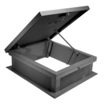 Roof Access Hatch - G-Series 36x30 Galvanized Steel
