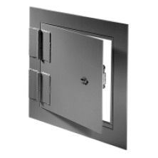 High Security Access Door - SD-6000 18x18 Steel, Primer Coated