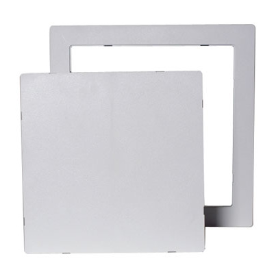 14x14 Access Able® white ABS Plastic Access Panel - 34056