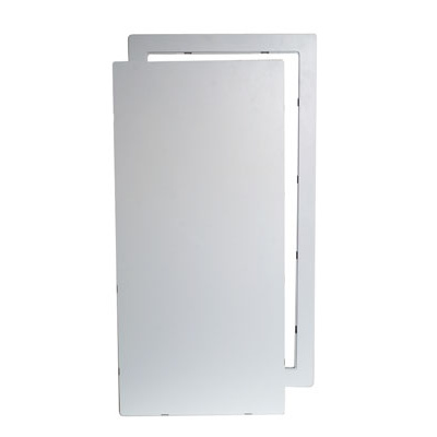 14x29 Access Able® white ABS Plastic Access Panel - 34044