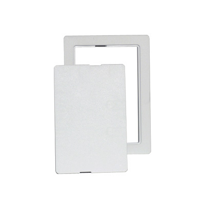 4x6 Access Able® white ABS Plastic Access Panel - 34054