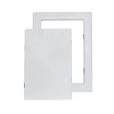 6x9 Access Able® white ABS Plastic Access Panel - 34055