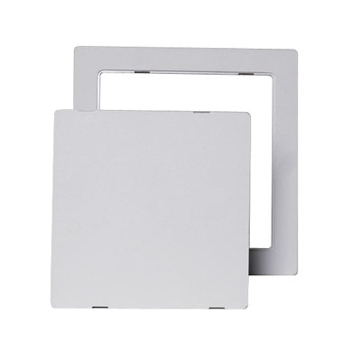 8x8 Access Able® white ABS Plastic Access Panel - 34045