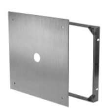 AFVP Flush Valve Access Panel, Stainless Steel