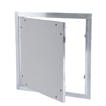 System F1 - Hinged, Recessed Drywall for 1/2 and 5/8 inch drywall
