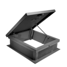 G-Series Galvanized Steel Roof Hatch