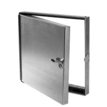 HD-5070 Hinged, Insulated Duct Access Door, Galvanized Steel