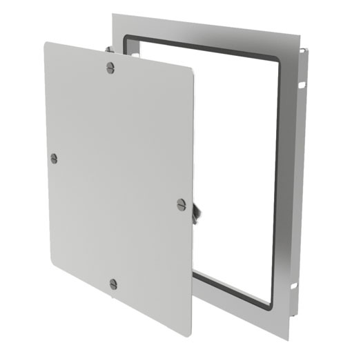 Access Door - E-WSR Series 12x12 Weather Strip Fully Removable Door  sc 1 st  Pro Products Sales & E-WSR Series - Weather Strip Removable Access Door / Access Panel ...