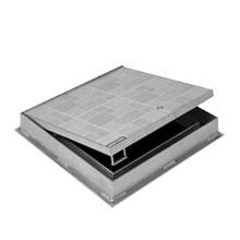 Charmant FT 8050 1u0026quot; Recessed Floor Access Door, Aluminum
